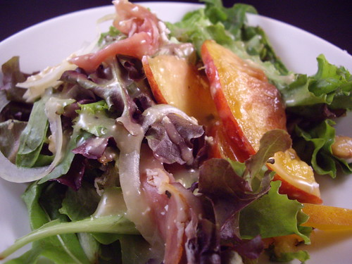 nectarinesalad