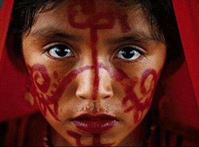 India Wayuu de la Guajira