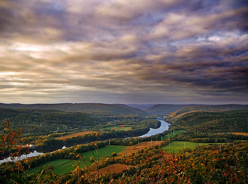 Pennsylvania Upriver