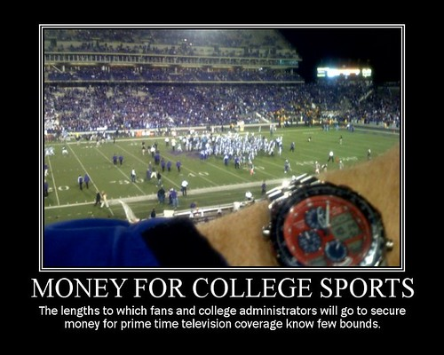 Money for College Sports