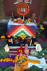 another ofrenda (gwen) Tags: holiday 20d festival mxico mexico oakland memorial altar celebration story diadelosmuertos diasdelosmuertos fruitvale streetfair ofrenda dadelosmuertos dasdelosmuertos 071028