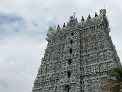 Suchindram Gopuram