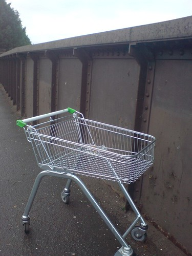 Off your trolley