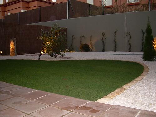 Uno de jardines zen decorar tu casa es - Decoracion jardines exteriores ...