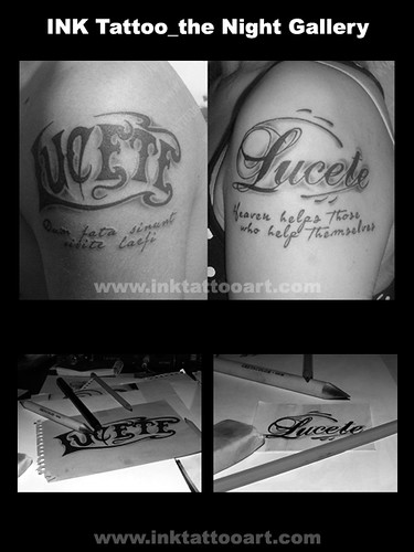 2054534343 c5cc87a970 Cool Lettering Tattoos images