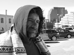 Vagrants - I just want a hot dog (JRGuinness) Tags: portrait blackandwhite bw man austin outdoors sadness tristeza blackwhite downtown texas candid homeless streetphotography hungry vagrant tristesse tristezza senzacasa sinhogar desabrigado traurigkeit droefheid daklozen heimatlos kodakc633 sansfoyer
