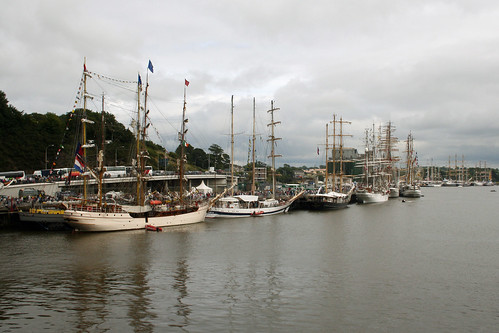 Tall Ship race - Waterford