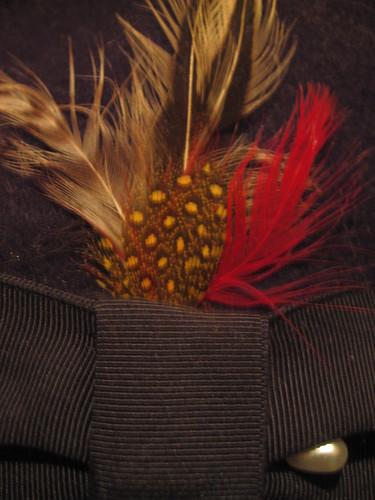 Fedora Feather