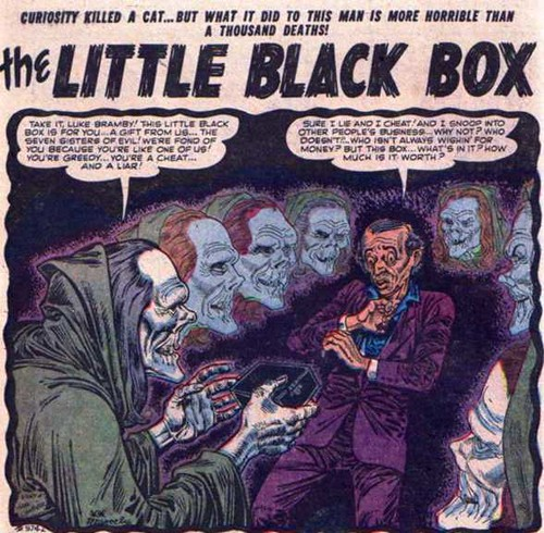 The Little Black Box 1 w