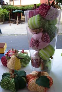 Frutas e aboboras
