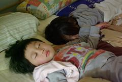 / bad sleeping posture (detch*) Tags: macro 50mm hana sawyer   souya