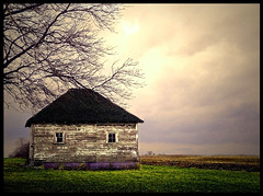 Little house on the prairie (Amy V. Miller) Tags: pink blue winter sky house landscape purple farm country shack decayed prarie blueribbonwinner flickrsbest mywinners abigfave platinumphoto anawesomeshot colourartaward platinumphotography theperfectphotgraphers