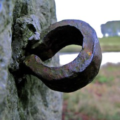 the ring (limerickdoyle) Tags: stone river pier gate dof ring gatepier canong9