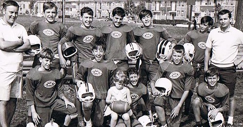 Pee-Wee Football team
