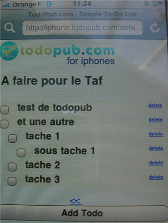 todopub iphone
