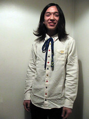 Crafull button Shirts which Person is the best suite?- Masashi