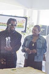 Half Pint - Minister Of Culture Hon. Olivia Babsy Grange 2