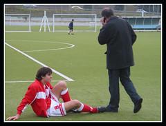 "Espanyol 0  Damm 2 <a style=""margin-left:10px; font-size:0.8em;"" href=""http://www.flickr.com/photos/23459935@N06/2251342320/"" target=""_blank"">@flickr</a>"