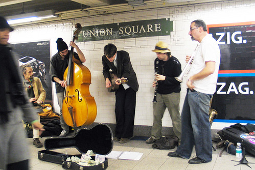 Union Square Jazz