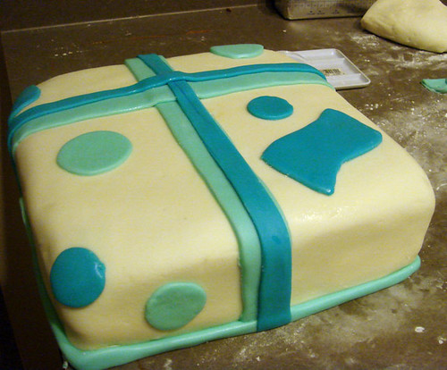 ......practice cake