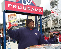 Nationals Park Grand Opening