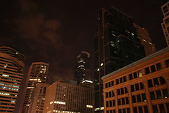 Minneapolis skyline - buildings not lit up (anglerove) Tags: nightphotography minnesota night minneapolis wideangle why tamron afterdark lightsout usbanktower wellsfargotower 1118mm minneapolisskyline tamron1118mm tamron1118 tamronspaf1118mm 2manflickrphotowalk