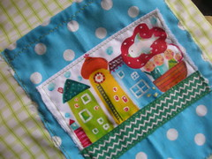Saco para bébé/ baby bag (Susana Tavares) Tags: handmade handpainted criança babybag kidsstuff susanatavares pintadoámão sacodebébé acessóriosdebébé
