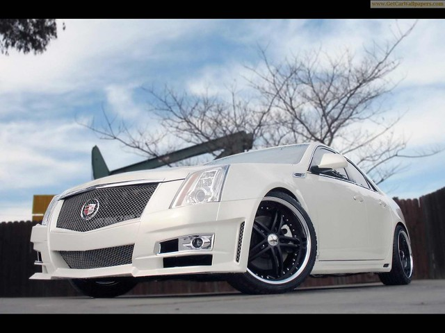 2008 d3 cadillaccts