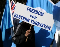 Freedom for Eastern Turkistan (by mickeylieu)