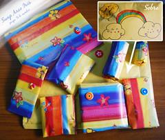 Mini-Swap: Los Colores del Arcoiris