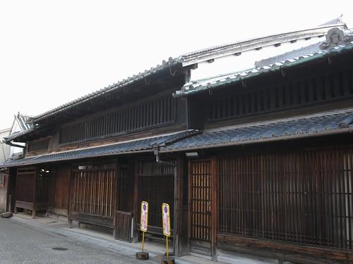 ならまち(古い建物)
