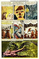 Scan from the Mystery Tales 40 comic - Page 3