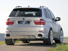 Hartge Body Kit for E70 BMW X5 4