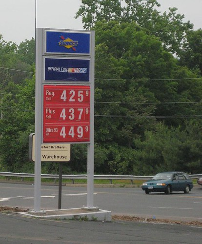 Gas Prices - $4.25