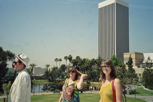 JF, LA, CA in LACA