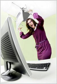 User frustration