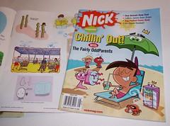 Nick Magazine - August 2008