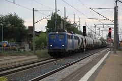 EGP Class 140 #140 824-4 & 140 857-4 (In Memoriam busdude) Tags: egp class 140 8244 8574 eisenbahngesellschaft potsdam mbh