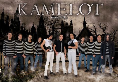 Kamelot 2008 - orquesta - cartel