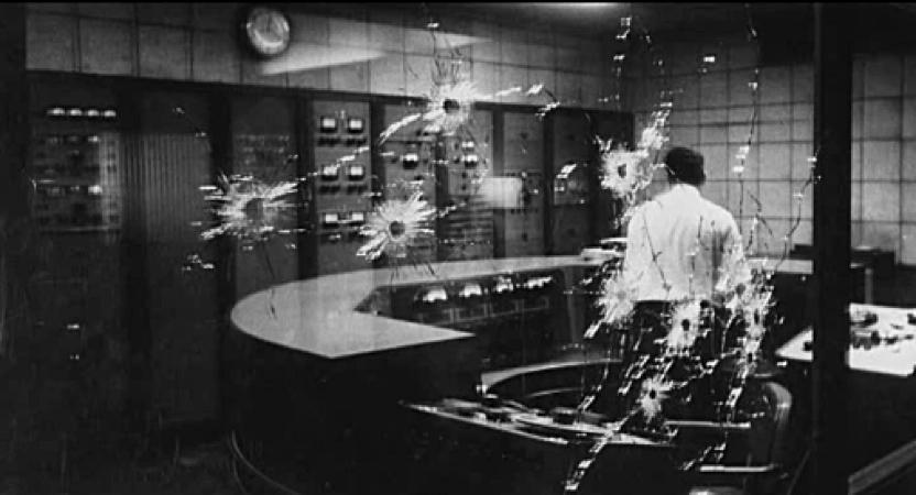CMQ control booth