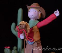 Cowboy cake - 5
