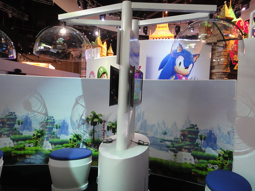 Sonic Generations stations