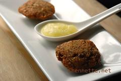 Eid ul Fitr menu - Falafel