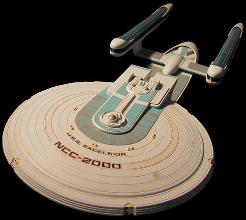 StarTrek NCC2000 Excelsior