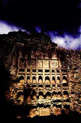 Pate Ruins (Délirante bestiole [la poésie des goupils]) Tags: africa blue colors amazing ruins pate afrique sultanat pateisland