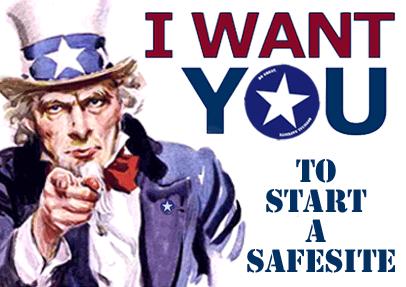 start a safesite