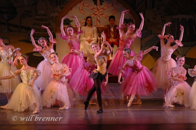 Ballet Dancers - Nutcracker Suite - Waltz of the Flowers - Ballet Dancer Portraits, Columbus, Ohio