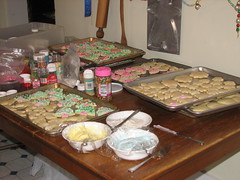 half way through the cookies