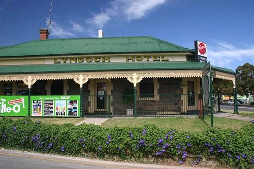 Lyndoch Hotel - Barossa Valley.