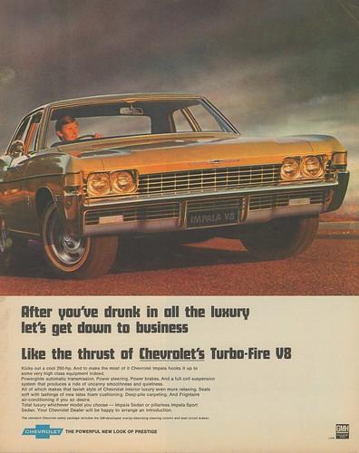 chevy impala 68